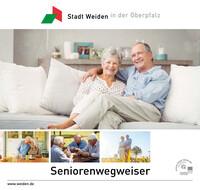 Seniorenwegweiser der Stadt Weiden i.d. Oberpfalz (Auflage 4)