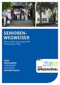 Stadt Sprockhövel Seniorenwegweiser (Auflage 6)