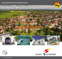 Stadt Aulendorf Bürgerinformationsbroschüre (Auflage 15)