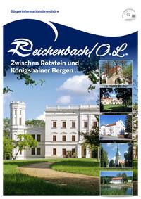 Bürgerinformationsbroschüre Reichenbach / O.L. (Auflage 4)