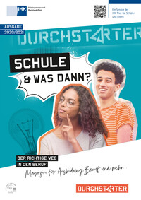 Schule - und was dann? Berufswahl 2020/2021 - IHK Trier (Auflage 20)