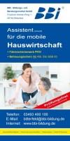 Assistent (m/w/d) für die mobile Hauswirtschaft