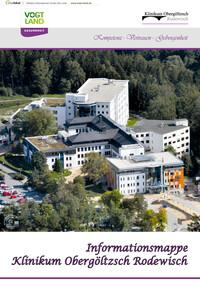 Informationsmappe Klinikum Obergöltzsch Rodewisch (Auflage 3)