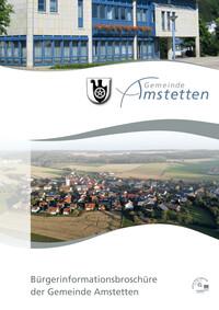 Gemeinde Amstetten - Wissenswertes rund um Amstetten (Auflage 6)