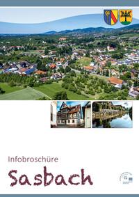 Informationsbroschüre der Gemeinde Sasbach (Auflage 1)