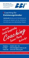 Coaching für Existenzgründer