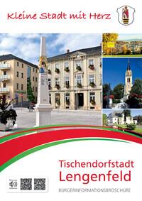 Tischendorfstadt Lengenfeld Bürgerinformationsbroschüre (Auflage 2)