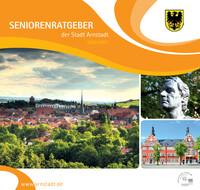 Seniorenratgeber der Stadt Arnstadt (Auflage 1)