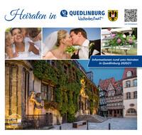 Informationsbroschüre des Standesamtes Quedlinburg (Auflage 3)