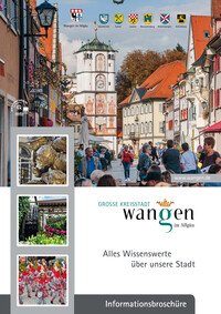 Alles Wissenswerte über unsere Stadt Wangen im Allgäu (Auflage 14)