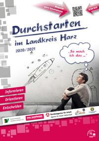 Durchstarten im Landkreis Harz 2020/2021 (Auflage 3)