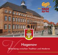 Stadt Hagenow - Verbindung zwischen Tradition und Moderne (Auflage 1)
