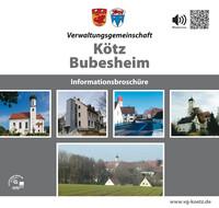 Informationsbroschüre Kötz Bubesheim (Auflage 6)