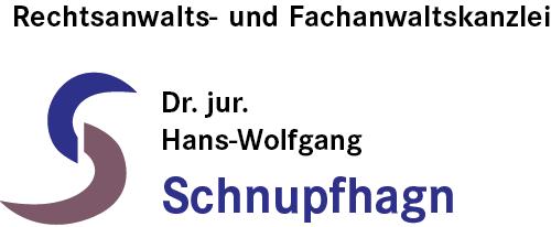 Dr. jur. H.-W. Schnupfhagn