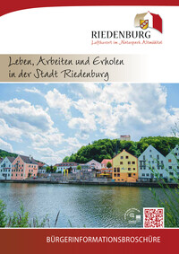 Leben, Arbeiten und Erholen in der Stadt Riedenburg (Auflage 5)