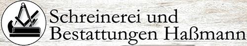 Schreinerei und Bestattungen Haßmann