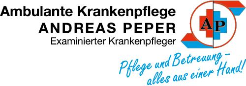 Amulanter Pflegedienst Andreas Peper