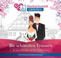 Hochzeitsstadt Grimma (Auflage 3)