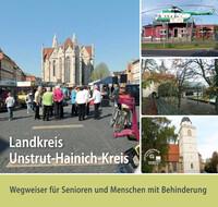 Wegweiser für Senioren und Menschen mit Behinderung - Landkreis Unstrut-Hainich-Kreis (Auflage 1)