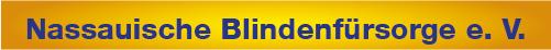 Nassauische Blindenfürsorge e.V.