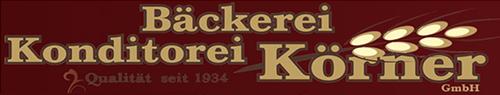 Bäckerei Körner GmbH