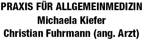 M. Kiefer und C. Fuhrmann