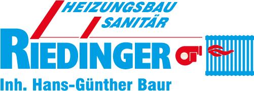 Riedinger Heizungsbau - Sanitär