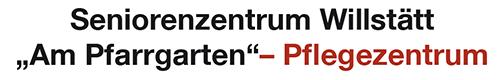 """Pflegeheim """"Am Pfarrgarten"""""""