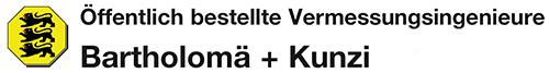 Dipl.-Ing. (FH) Bartholomä & Kunzi