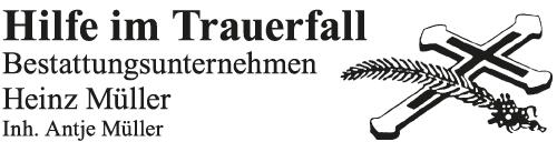 Heinz Müller - Bestattungsunternehmen