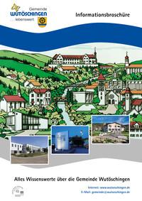 Bürgerinformationsbroschüre der Gemeinde Wutöschingen (Auflage 3)
