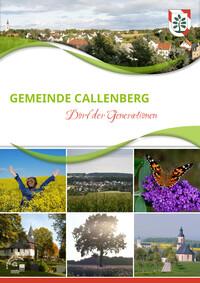 Gemeinde Callenberg - Dorf der Generationen (Auflage 2)