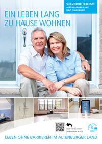 Maßnahmen zur Wohnraumanpassung im Altenburger Land (Auflage 1)
