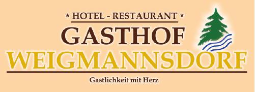 Hotel & Gasthof Weigmannsdorf
