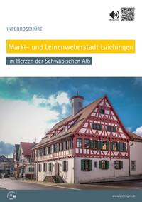 Bürgerinformationsbroschüre Stadt Laichingen (Auflage 3)