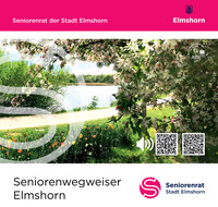 Seniorenwegweiser der Stadt Elmshorn (Auflage 4)