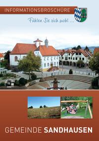 Gemeinde Sandhausen Informationsbroschüre (Auflage 9)