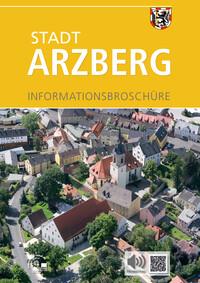 Informationsbroschüre der Stadt Arzberg (Auflage 6)