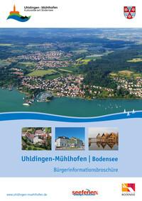 Bürgerinformationsbroschüre der Gemeinde Uhldingen-Mühlhofen (Auflage 4)