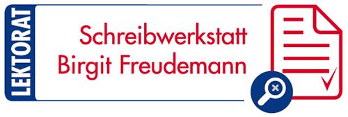 Lektorat Birgit Freudemann