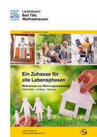 Ein Zuhause für alle Lebensphasen im Landkreis Bad Tölz Wolfratshausen (Auflage 1)