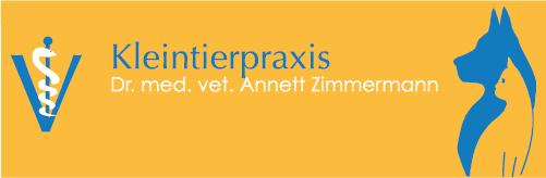 Dr. med. vet. Annett Zimmermann