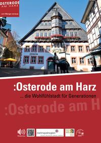 Die Wohlfühlstadt für Generationen - Osterode am Harz: um Berge voraus (Auflage 10)