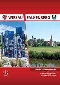 Informationsbroschüre der Verwaltungsgemeinschaft Wiesau und Falkenberg (Auflage 9)