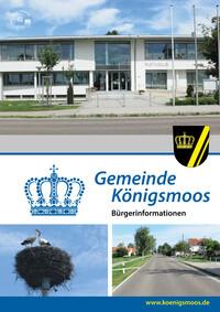 Gemeinde Königsmoos Bürgerinformationen (Auflage 2)