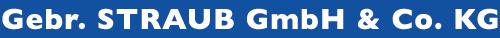 Gebr. Straub GmbH & Co. KG