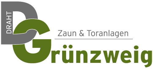 Draht-Grünzweig