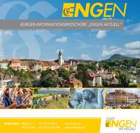 Informationsbroschüre der Stadt Engen (Auflage 4)