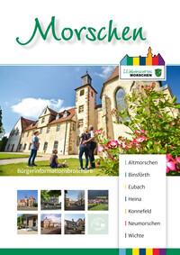 Bürgerinformationsbroschüre der Gemeinde Morschen (Auflage 9)