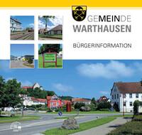 Bürgerinformationsbroschüre der Gemeinde Warthausen (Auflage 3)